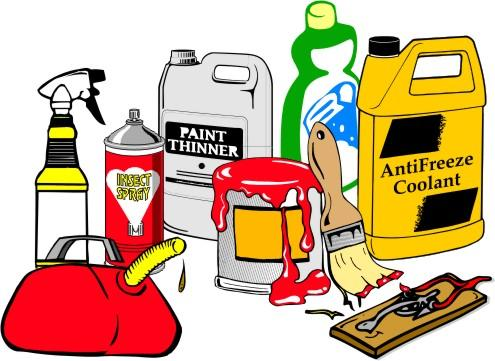 household hazardous waste round ups city of covina california rh covinaca gov  hazardous waste signs clip art